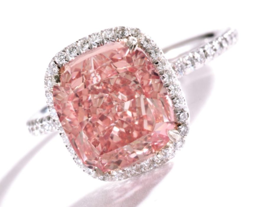 #6 - Pink Diamond